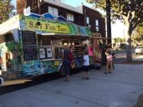 Say Fish Taco truck