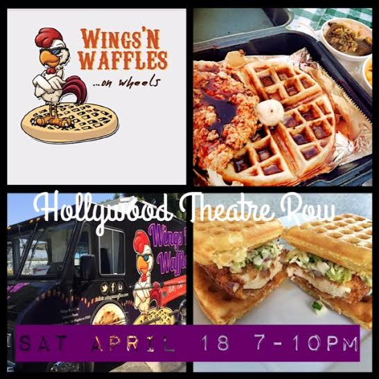 Wings n Waffles Theatre Row 041815