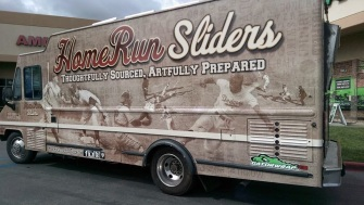 Home Run Sliders truck